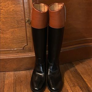 Vintage Gucci Riding Boots